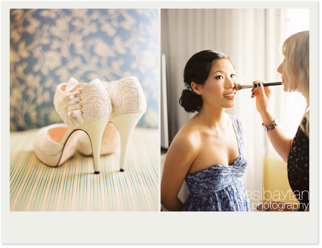 Desi Baytan Photography on California Wedding Wave