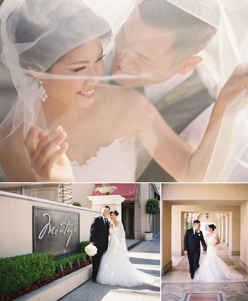 Montage Beverly Hills Wedding with Wendy & Jacob