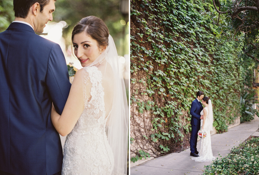 Los Angeles River Center and Gardens Wedding