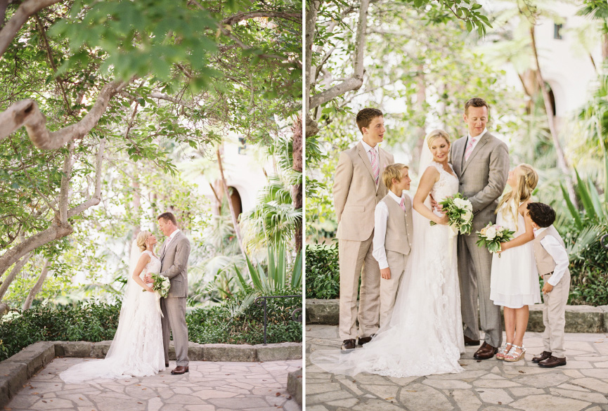 Santa Barbara Courthouse Wedding