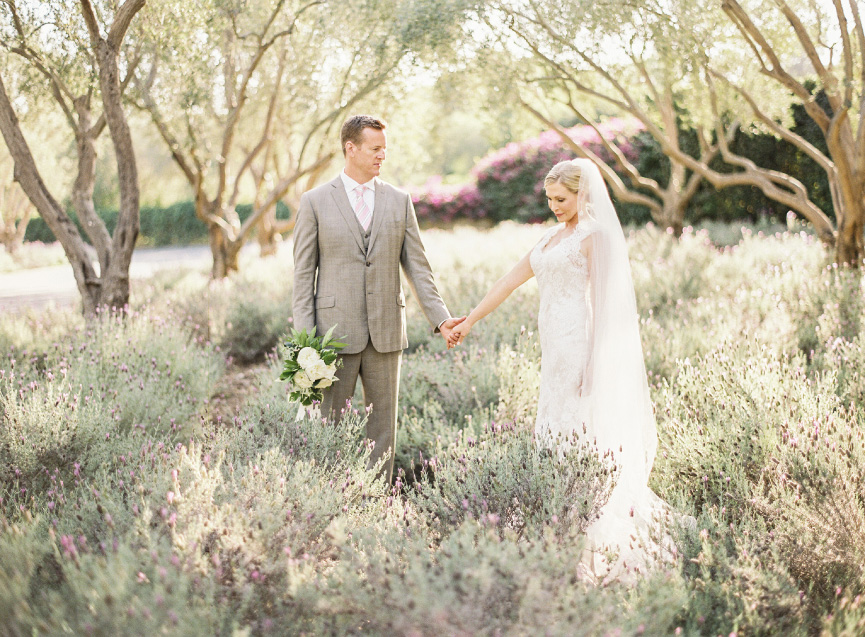 San Ysidro Ranch Wedding
