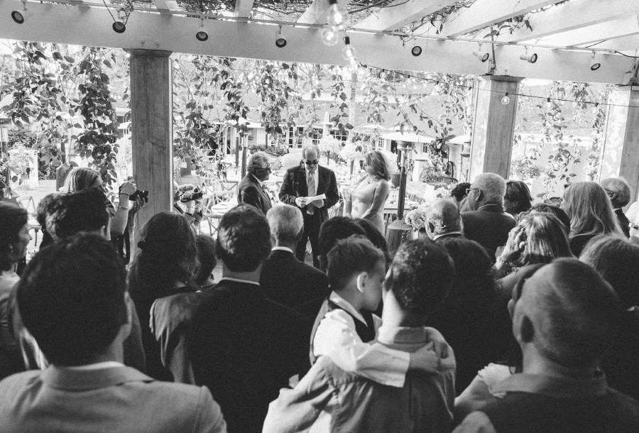 Backyard Wedding in Los Angeles