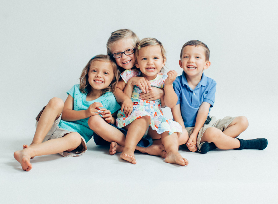 Family Studio Portraits