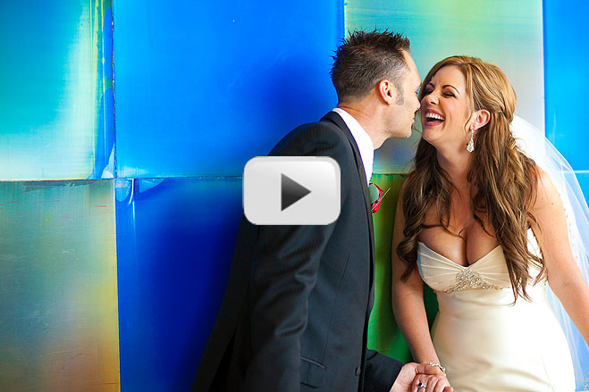 Nicole & Jason Wedding Slideshow. Click to play.