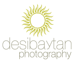 Desi Baytan Photography logo