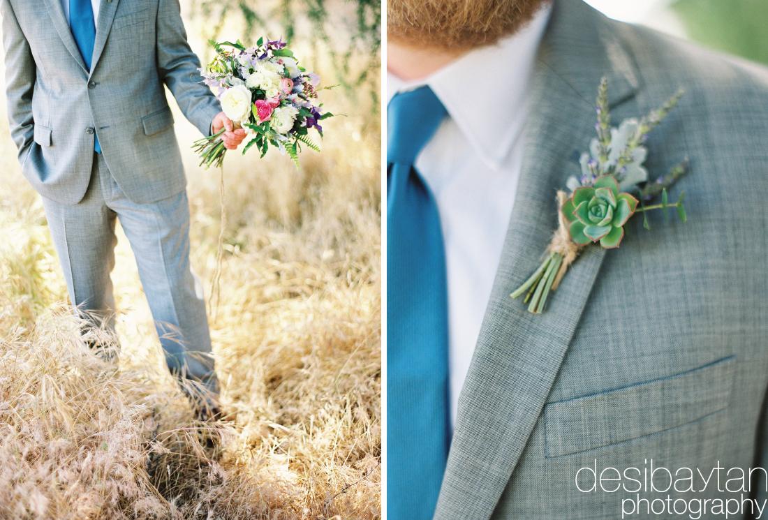 Laura and David Wedding by Desi Baytan Photography