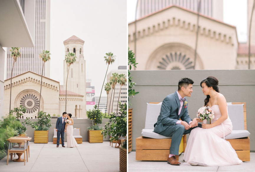 Lawry's Beverly Hills Wedding