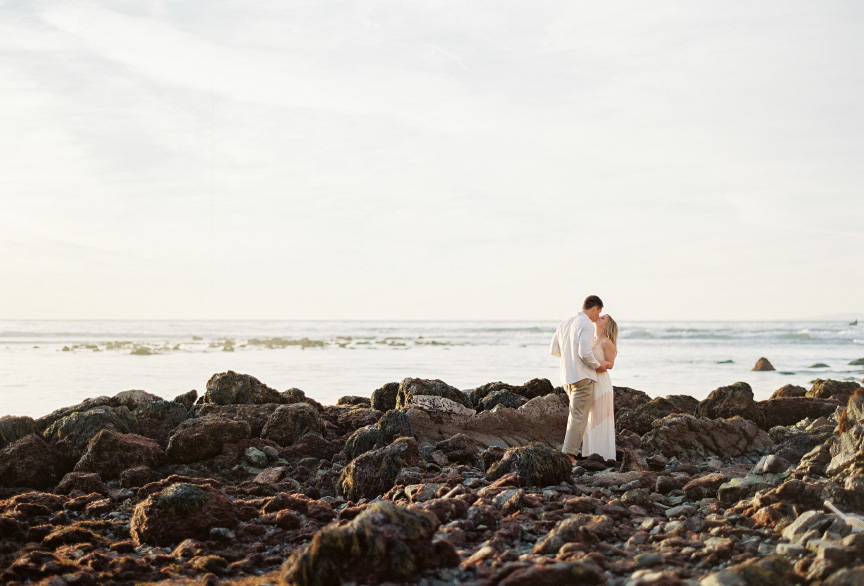 Palos Verdes Engagement. Photo by Desi Baytan Photography