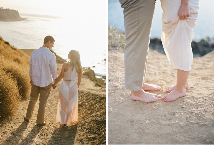 Palos Verdes Engagement. Photo by Desi Baytan Photography.