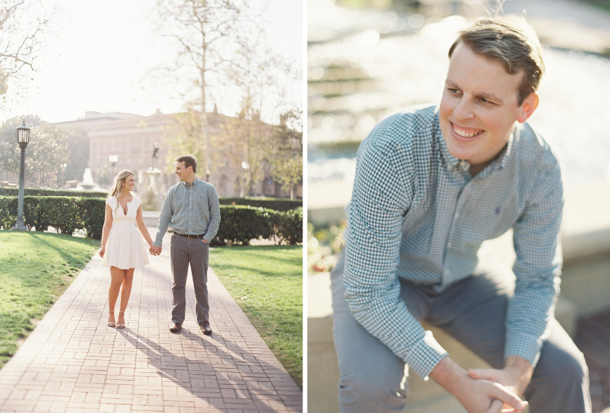 USC Engagement Session