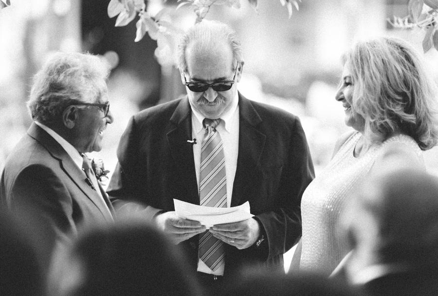 Backyard Wedding in Los Angeles